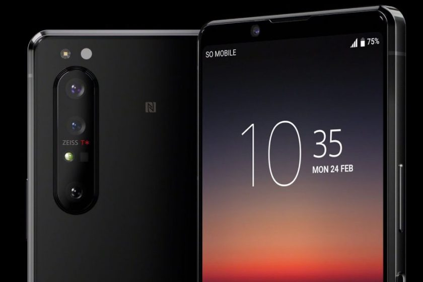 Sony Xperia 1 II Usage And Software