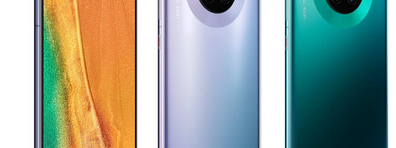 Mate 30 Pro Specifications