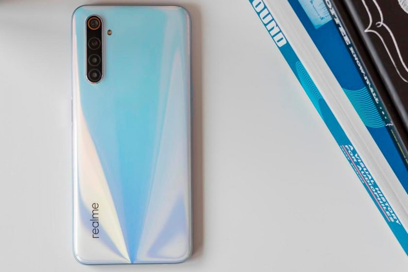 Realme 6 use Android 10