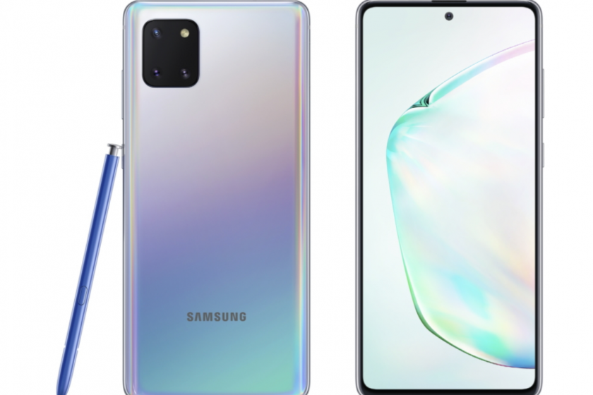 Note 10 Lite Review