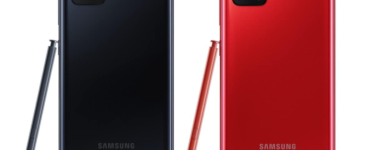 Second Galaxy Note 10