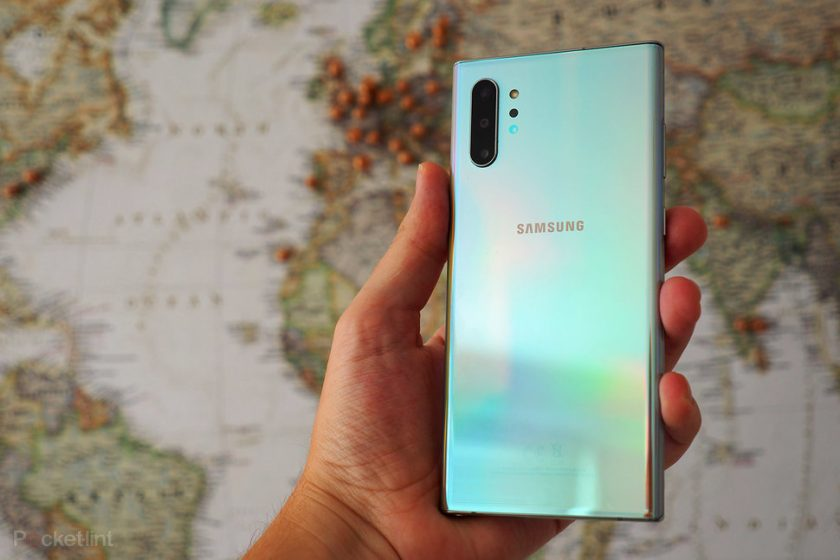 Functions on Note 10 Plus